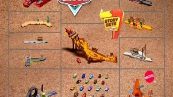 Disney Pixar Cars Story Sets TV Spot, 'Recreate Radiator Springs' - Thumbnail 7