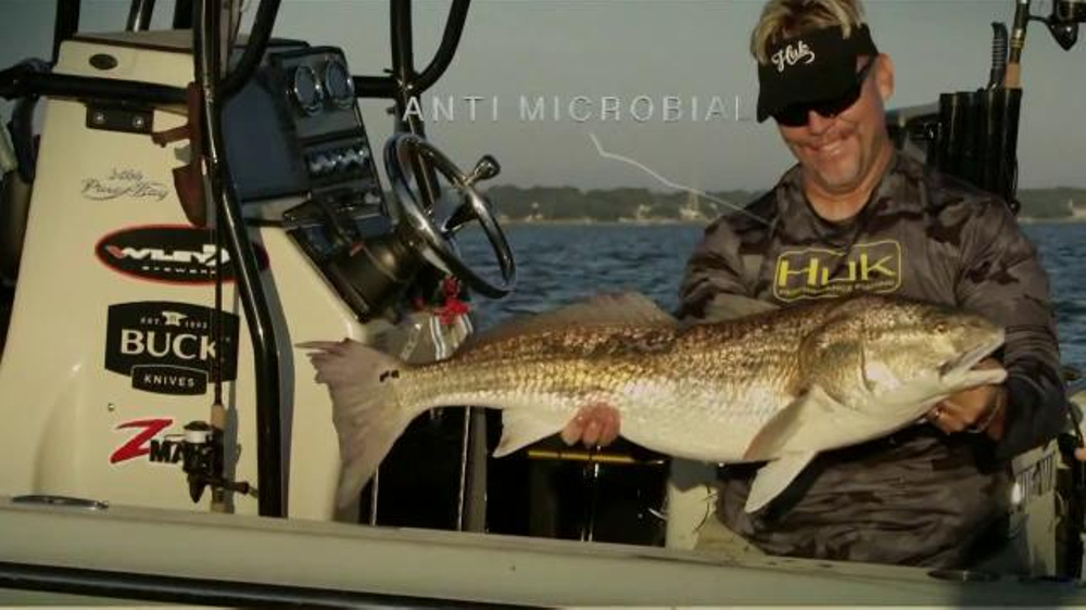 Huk Gear TV Commercial, 'Great Quality and Performance' Featuring Mark Davis
