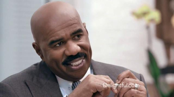 Delightful.com TV Spot, 'What Kind of Person to Meet' Feat. Steve Harvey - Thumbnail 5