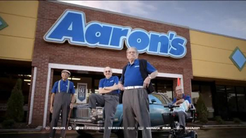 Aaron's 60th Anniversary Sale TV Spot, 'Wakes You Up' - Thumbnail 1
