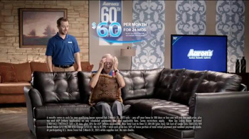 Aaron's 60th Anniversary Sale TV Spot, 'Wakes You Up' - Thumbnail 4