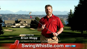 Swing Whistle TV Spot, 'Correct Time and Tempo' - Thumbnail 8