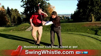 Swing Whistle TV Spot, 'Correct Time and Tempo' - Thumbnail 9