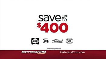 Mattress Firm TV Spot, 'Excited for Bed' - Thumbnail 7
