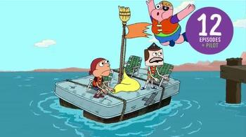 Clarence: Mystery Piñata DVD TV Spot, 'Break Open the Fun' - Thumbnail 6
