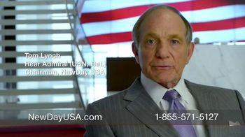 New Day USA TV Spot, 'Veteran'