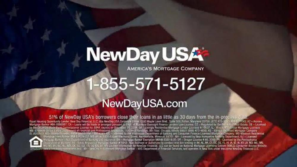 New Day USA TV Commercial, 'Veteran' - iSpot.tv