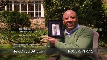 New Day USA TV Spot, 'Veteran' - Thumbnail 7
