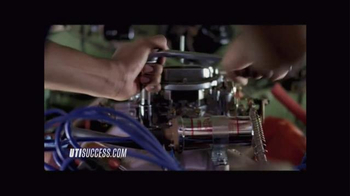 Universal Technical Institute TV Spot, 'Hard Day's Work' - 5075 commercial airings