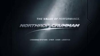 Northrop Grumman 2015 Super Bowl TV Spot, 'Hangar' - Thumbnail 8