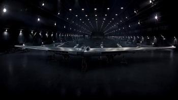 Northrop Grumman 2015 Super Bowl TV Spot, 'Hangar' - Thumbnail 1