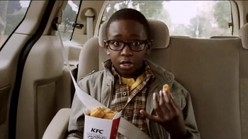 KFC Popcorn Nuggets TV Spot, \'Outraged Kids\'
