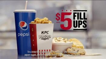 KFC Popcorn Nuggets TV Spot, 'Outraged Kids' - Thumbnail 9