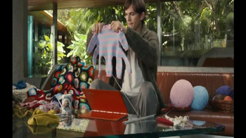 Lenovo YOGA 3 Pro TV Spot, 'Onesie' Featuring Ashton Kutcher - Thumbnail 3