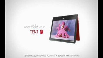 Lenovo YOGA 3 Pro TV Spot, 'Onesie' Featuring Ashton Kutcher - Thumbnail 6