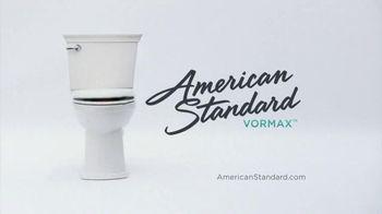 American Standard VorMax Toilet TV Spot, 'Clinger' - Thumbnail 10