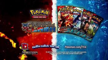 Pokemon Trading Card Game XY Primal Clash TV Spot, 'Primordial Powers' - Thumbnail 7