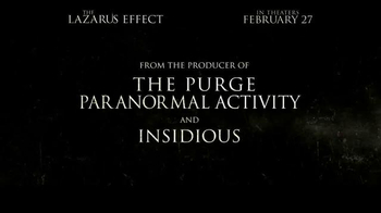 The Lazarus Effect - Alternate Trailer 2