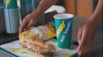 Subway Simple Six Menu TV Spot, 'Start With a Great Sandwich' - Thumbnail 5