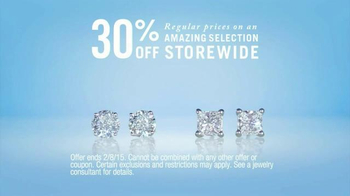 Zales TV Spot, 'Anticipation: 30% Off Storewide' Song by Chet Faker - Thumbnail 7