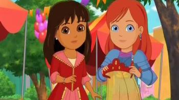 Dora and Friends DVD TV Spot, 'Musical Adventure' - Thumbnail 1