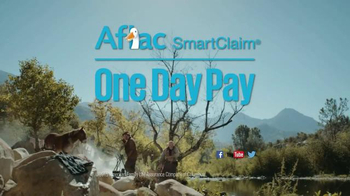 Aflac One Day Pay TV Spot, 'Eureka!' - Thumbnail 7