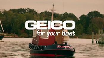 GEICO Boat TV Spot, 'WaveMan' - Thumbnail 9