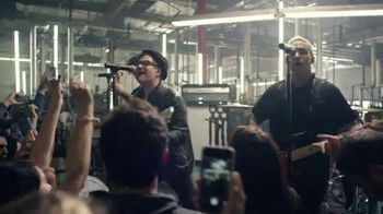 Pepsi TV Spot, 'Out of the Blue Record Release' Featuring Fall Out Boy