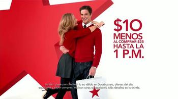 Macy's Venta de Súper Sábado TV Spot, 'Pasan Ahorros' [Spanish] - Thumbnail 6