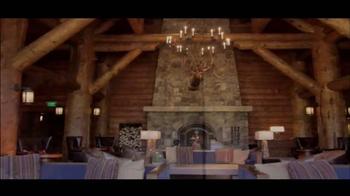 Ritz-Carlton, Bachelor Gulch TV Spot, 'Unforgettable Escape' - Thumbnail 1