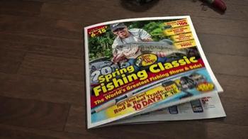 Bass Pro Shops 2015 Spring Fishing Classic TV Spot, 'Free Pro Seminars' - Thumbnail 3