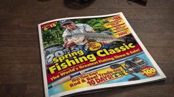Bass Pro Shops 2015 Spring Fishing Classic TV Spot, 'Free Pro Seminars' - Thumbnail 4