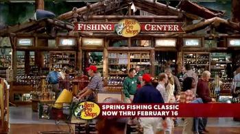 Bass Pro Shops 2015 Spring Fishing Classic TV Spot, 'Free Pro Seminars' - Thumbnail 5