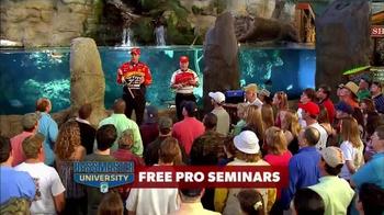Bass Pro Shops 2015 Spring Fishing Classic TV Spot, 'Free Pro Seminars' - Thumbnail 6