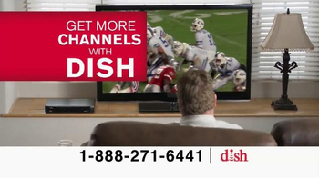 Dish Network TV Spot, 'It Pays to Switch to Dish' - 51 commercial airings