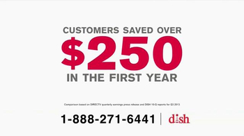 Dish Network TV Spot, 'It Pays to Switch to Dish' - Thumbnail 8