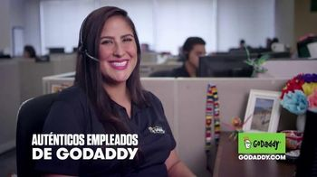 GoDaddy TV Spot, 'El Derecho de Dominio de Internet' [Spanish]