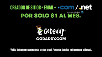 GoDaddy TV Spot, 'El Derecho de Dominio de Internet' [Spanish] - Thumbnail 8