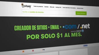 GoDaddy TV Spot, 'El Derecho de Dominio de Internet' [Spanish] - Thumbnail 3
