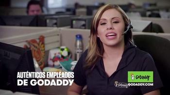 GoDaddy TV Spot, 'El Derecho de Dominio de Internet' [Spanish] - Thumbnail 6