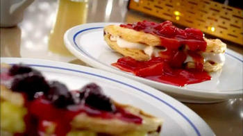 IHOP Criss-Croissants TV Spot, 'Nothing Like It' - Thumbnail 1
