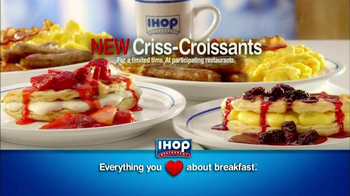 IHOP Criss-Croissants TV Spot, 'Nothing Like It' - Thumbnail 10