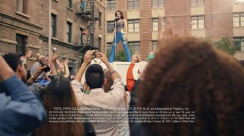 Pepsi TV Spot, 'Out of the Blue Block Party' Featuring Charli XCX - Thumbnail 8