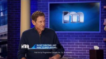 Progressive TV Spot, 'Talk Show' Featuring Maury Povich - Thumbnail 1