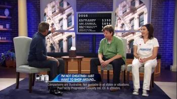 Progressive TV Spot, 'Talk Show' Featuring Maury Povich - Thumbnail 6