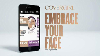 CoverGirl TV Spot, 'Embrace Your Face' Feat. Sofia Vergara, Janelle Monae - Thumbnail 10