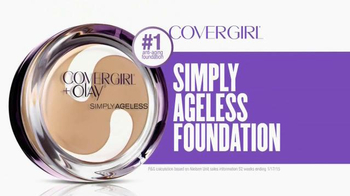 CoverGirl TV Spot, 'Embrace Your Face' Feat. Sofia Vergara, Janelle Monae - Thumbnail 6