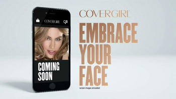 CoverGirl TV Spot, 'Embrace Your Face' Feat. Sofia Vergara, Janelle Monae - Thumbnail 9