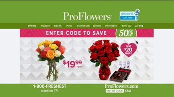 ProFlowers TV Spot, 'Valentine's Day' - Thumbnail 9