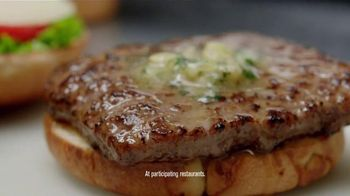 Jack in the Box Buttery Jack TV Spot, 'Sneak Up' - 84 commercial airings